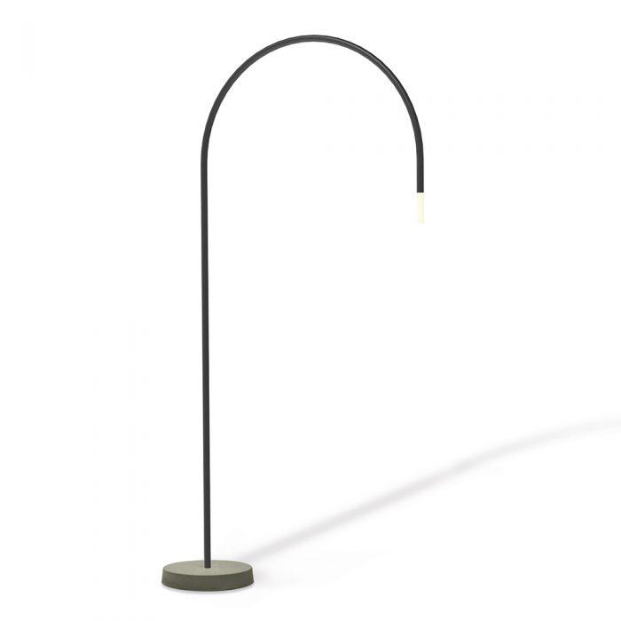 terras lamp curve