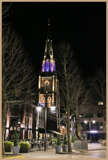 Lambertuskerk verlicht